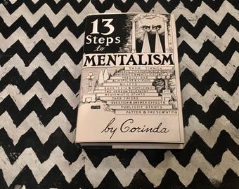 13 Steps to Mentalism by Corinda (Hardcover, 1996)