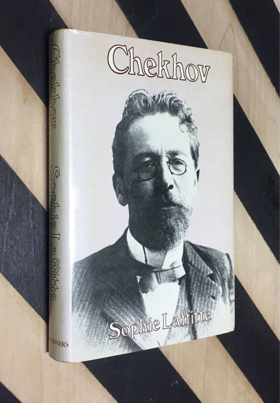 Chekhov: 1860-1904 by Sophie Laffitte; Translated by Moura Budberg and Gordon Latta (1973) hardcover book