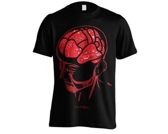 Functional Anatomy of the Human Brain T-shirt