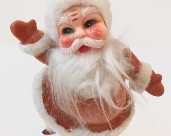 Vintage Dancing Santa // Vintage Christmas