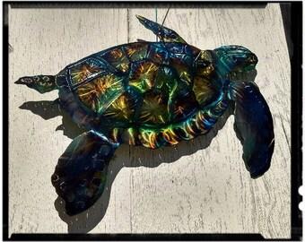 Turtle Cutout Etsy