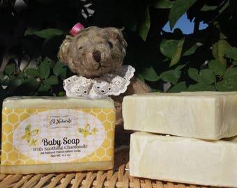 Baby Soap, Gentle Soap