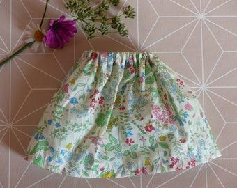 Elastic waist skirt for doll Chérie Corolla/Paola Reina 33 cm-Liberty-