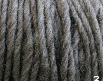 baa ram ewe dovestone natural chunky shade 3