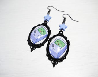 Earrings - Kawaii Console