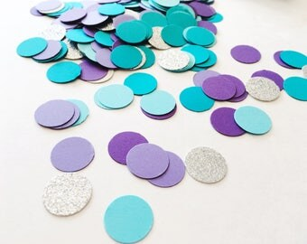 FROZEN Circle Confetti