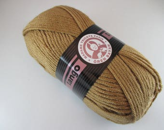 Big wool tango, Oren Bayan Paris, beige, camel, 100 g skein, 120mt about.