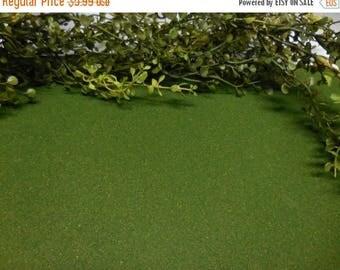 20% Off Storewide Fake Grass, Faux Grass Roll , ReadyGrass® Vinyl Mat, Artificial Grass Mat, Foe Grass for Fairy Cottage, Miniature Garden,