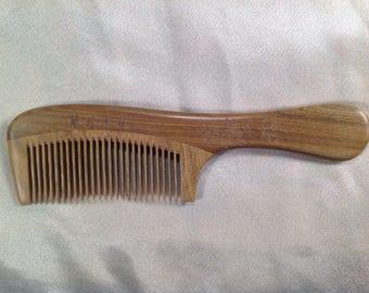 E0023- Wooden Comb