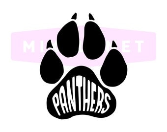 Panthers svg   ...