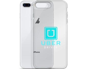 Uber Drive iPhone Case