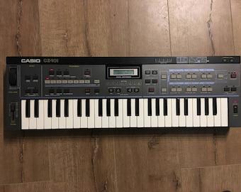 80's Casio CZ-101 Digital Synthesizer