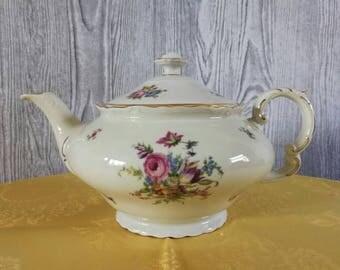 Brocante Antique Teapot Erlag Czechoslovakia