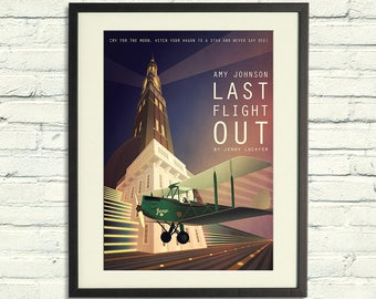 Last Flight Out - A2 Poster Print