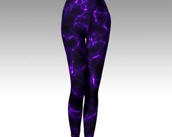 Voltage Leggings, Storm Leggings, Electric Leggings, Stormy Leggings, Activewear, Yoga Sport Pants, Stormy Capris, Electric Capris, Festival