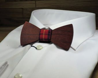 Bow tie - the amaranth