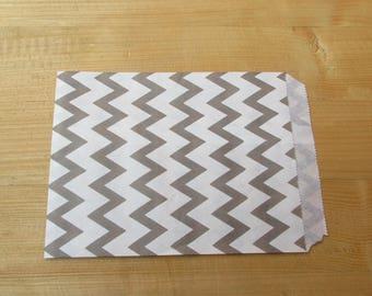 Chevron - 12 pattern paper bag