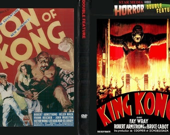 King Kong/ Son of Kong (DVD) Horror Double Feature