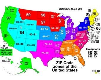 Us map svg Etsy