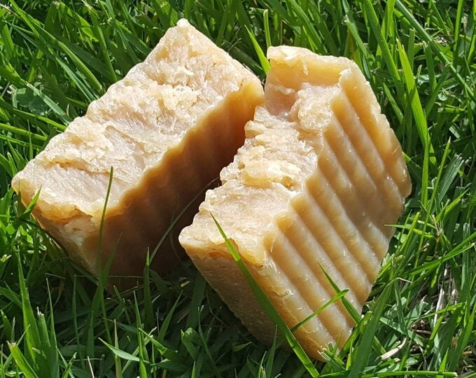 Natural Shampoo Cleansing Bar | Double Butter with Beeswax
