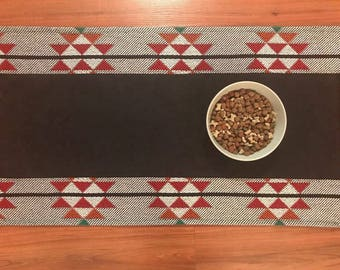Dogs & Cats Placemats-Tribal Bricks