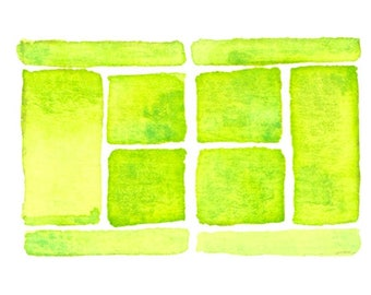 Tennis Court Note Cards