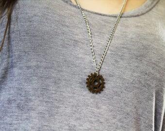 Commander/Heda Lexa Headpiece - The 100 Headpiece Necklace - Chain