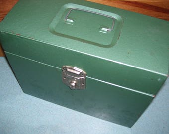 Hamilton Skotch Porta locking file box