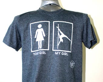 My Girl Your Girl Male T-Shirt