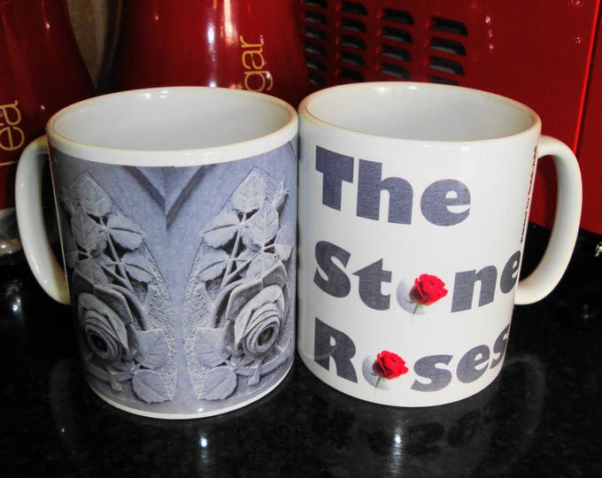 The Stone Roses White 10oz Ceramic Mug Music 2 Designs