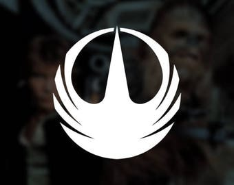 Star Wars - Rogue One Insignia Decal Vinyl