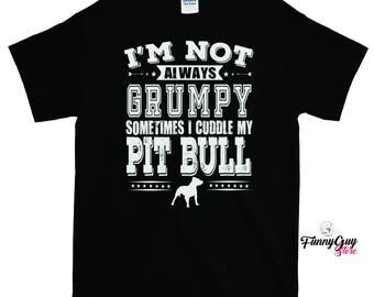 Pit Bull T shirt | Pit Bull Tee | Cute Pit Bull Tee | Pitbull T shirts | Pit Bull Lover | Dog Lover Gift | Pit Bull Owner | Pit Bull Rescue