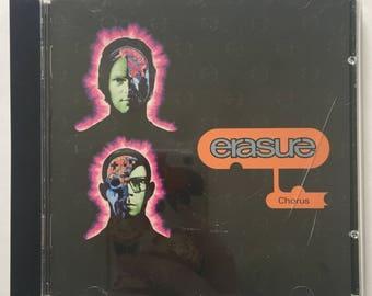 Vintage Erasure Chorus CD 90s Music