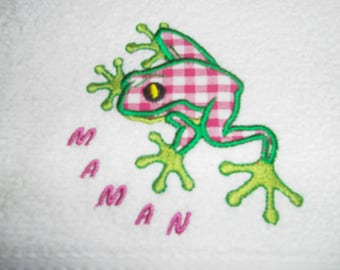 CHRISTMAS SPECIAL - EMBROIDERED BIB