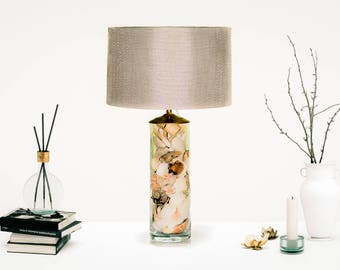 lamps large table lamp coastal lamps nautical theme lamp beach. Black Bedroom Furniture Sets. Home Design Ideas