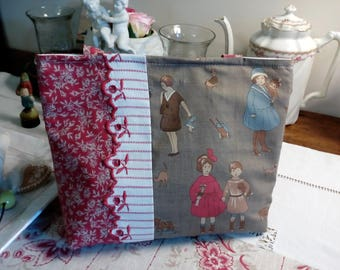 Small bag in cotton and old