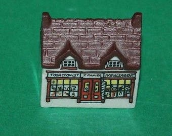 Wade Whimsey On Why Tobacconists Shop Set 1 1980 -1981 #4