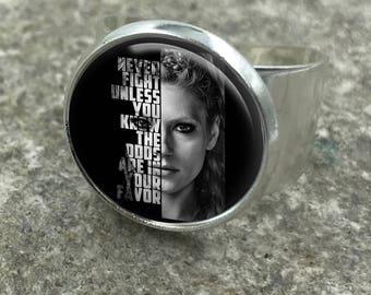 Shield Maiden ring, vikings, viking ring, adjustable ring, ring, Gift for Her|12