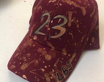 23 LBJ Hat