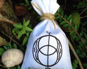 "Herbal medicine bag ""Intuition"""