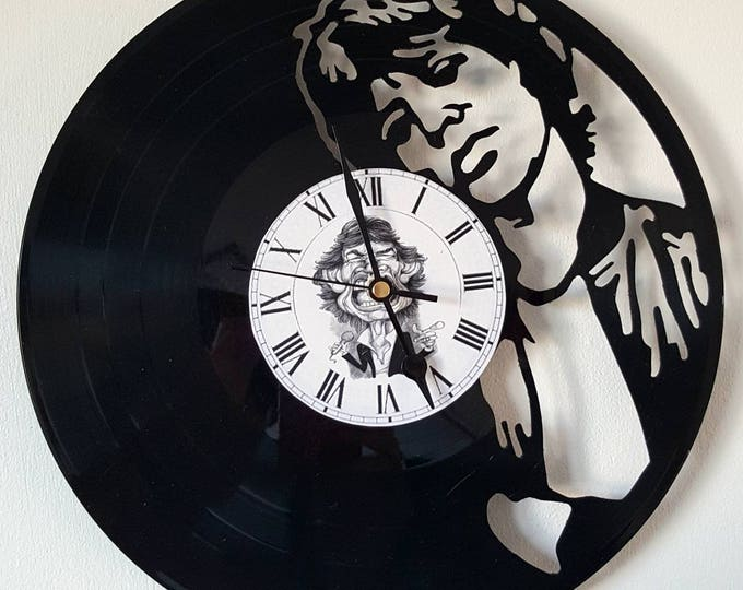 Vinyl 33 clock towers theme Mick Jagger