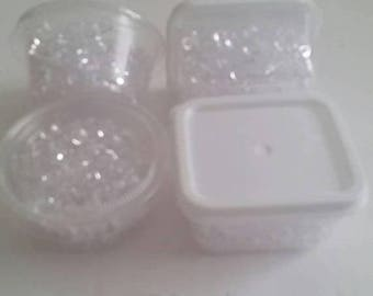 Fishbowl beads for slime - Crunchy slime accessories