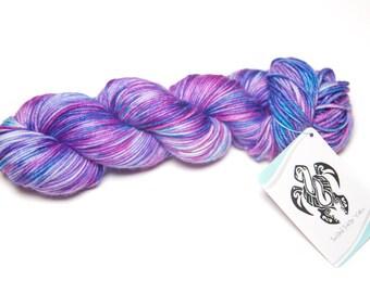 Dancing Jellies (4-ply DK Weight 100% Superwash Merino Yarn)