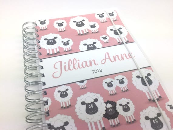 Personalized Gifts - Planner for Girls