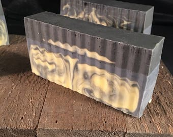 Wicked Lemon Goats Milk Soap, Halloween Special