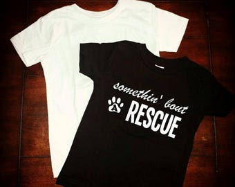 Rescue dog shirts, Rescue animals shirt, Love dogs, Rescue breed, All Sizes, Puppy Dog baby clothes, Dog lover gifts love, humane society