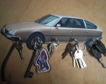 citroen cx Keyring / hanging key citroen cx