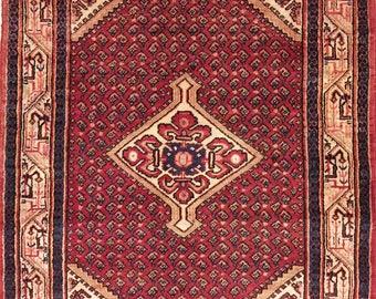 Carpet Saruk Persian years 60 size: 155 x 106 cm