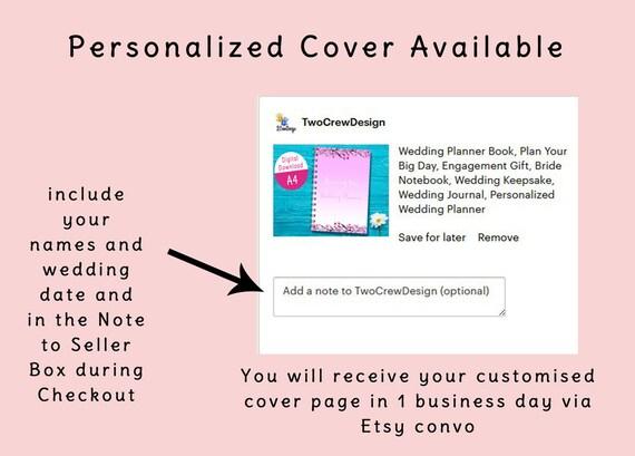 Printable Maid Of Honor Planner Wedding For Organizer Book PDF Binder Notebook
