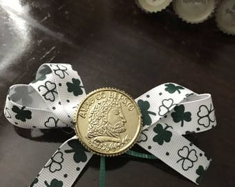 CLEARANCE St. Patrick's Day Hair Barrettes